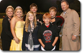 HCA Homecoming 2009